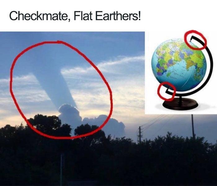Flat-Earth-Funny-Memes