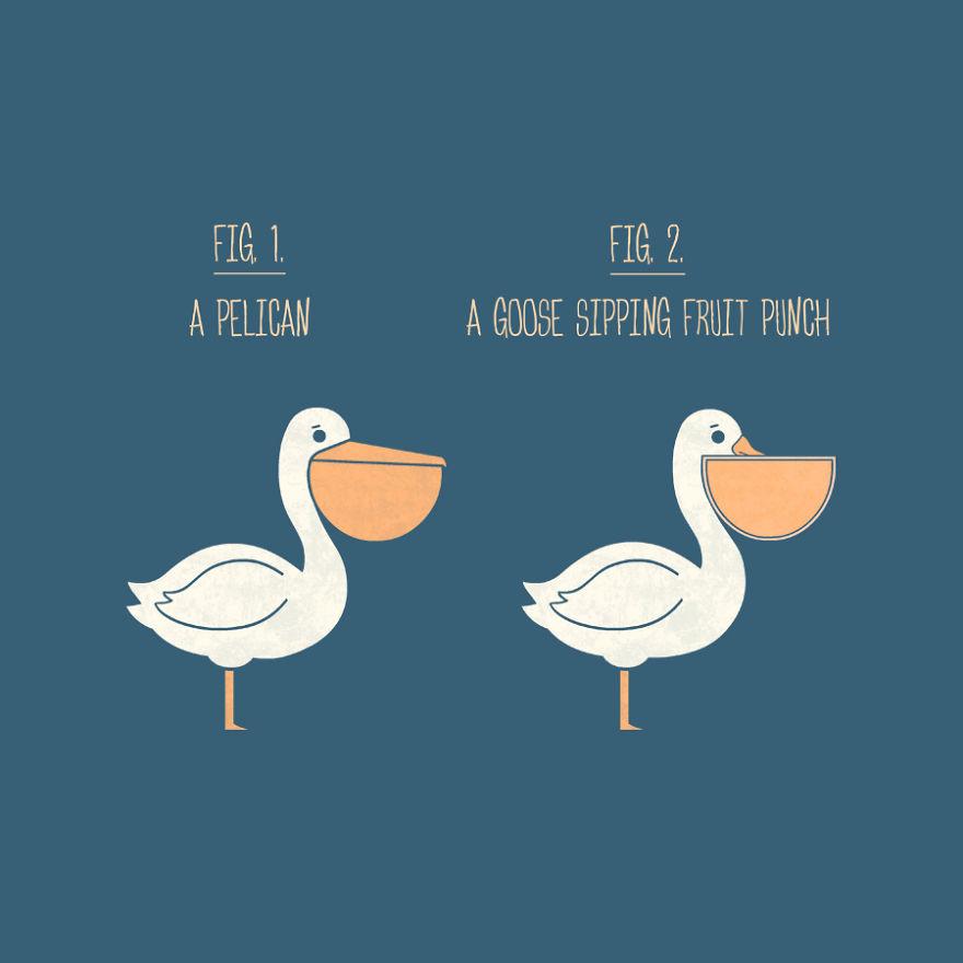 Pelican Or Fruit Punch Goose
