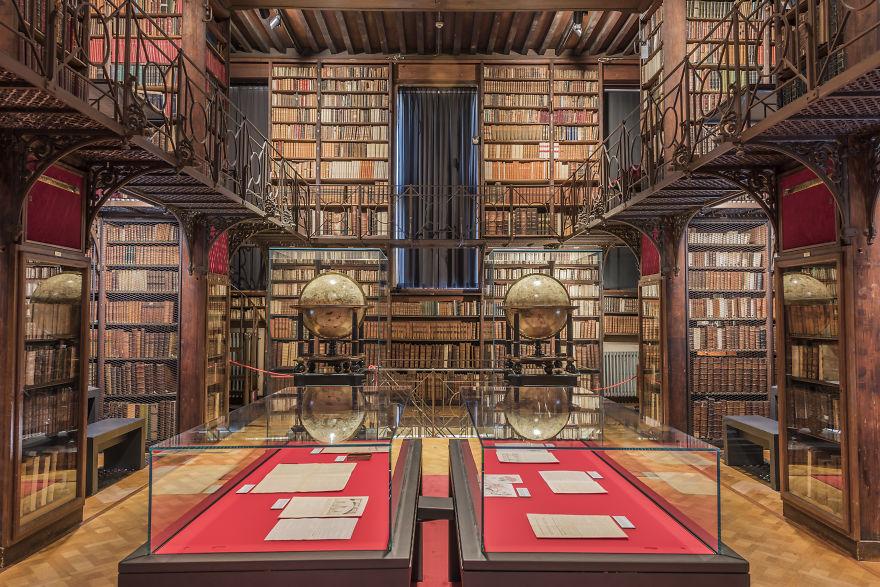 Hendrik Conscience Heritage Library, Antwerp, Belgium