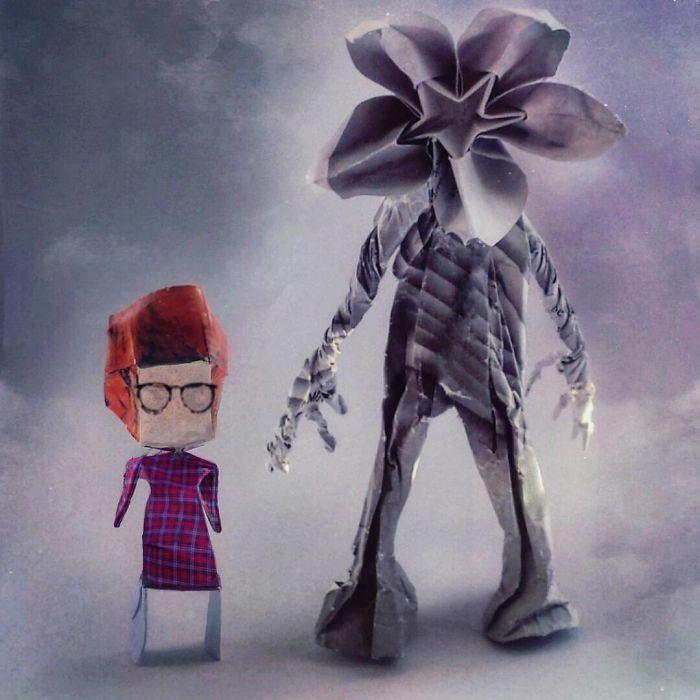 Barb And The Demogorgon