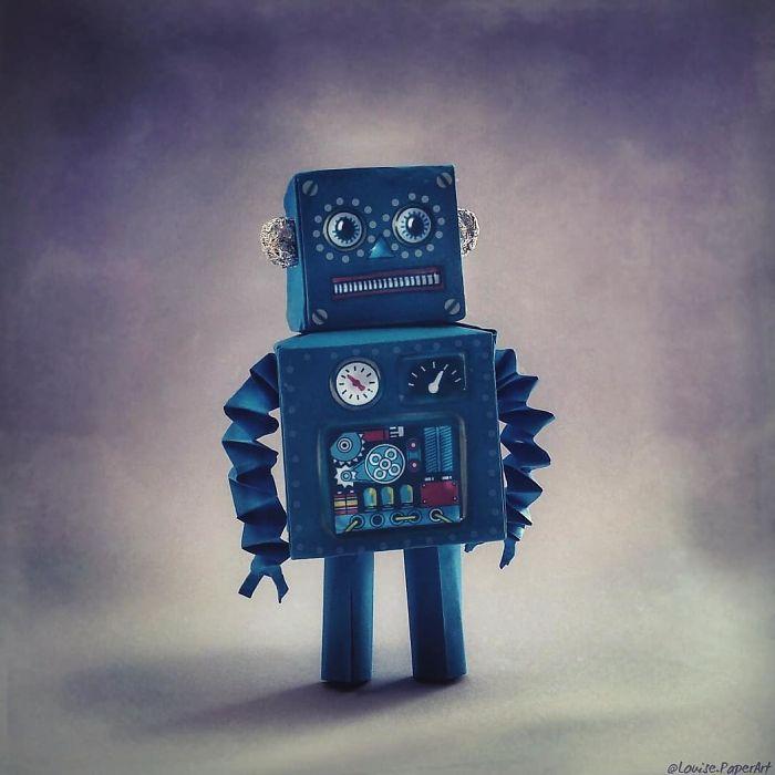 Ron The Robot