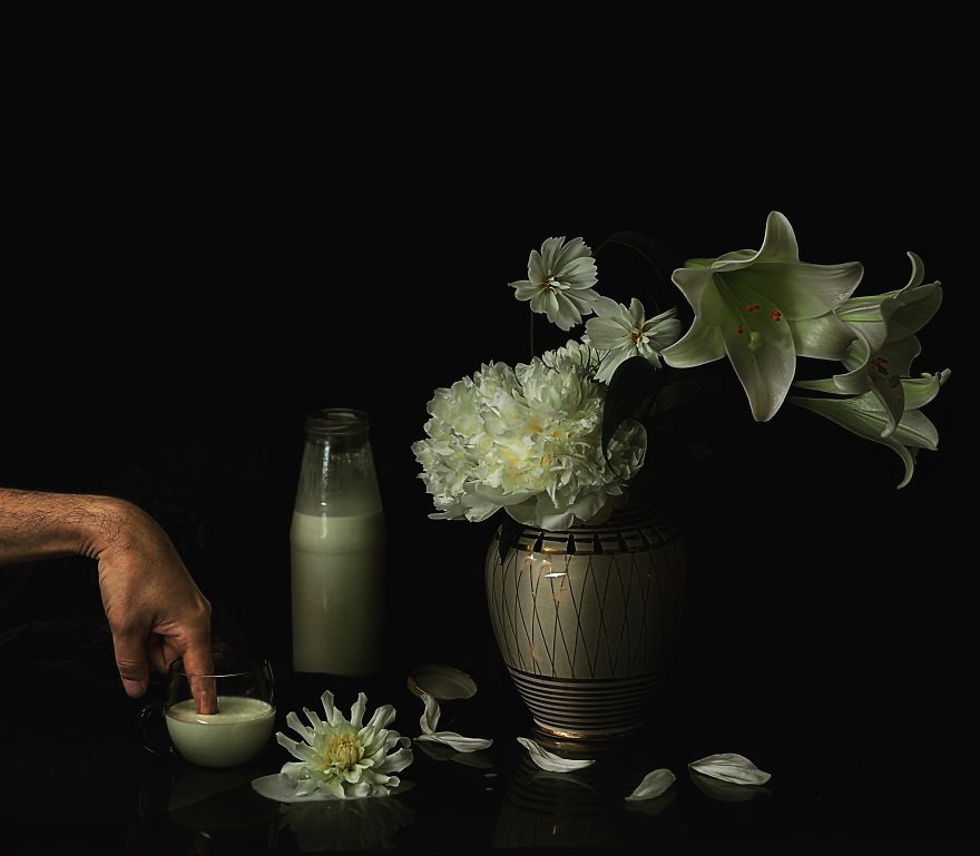 I Photograph Flowers With Dutch Light