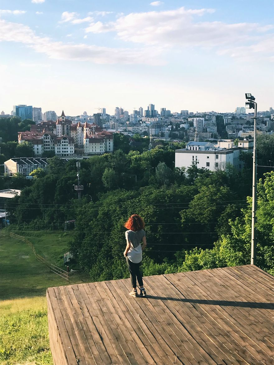 Kyiv, Far From The Madding Crowd.