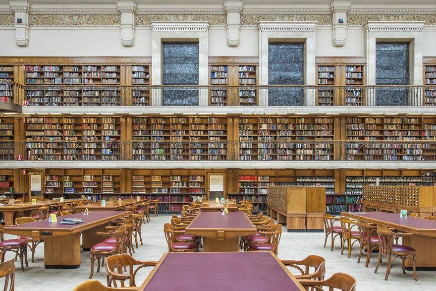 Mitchell Library, Sydney, Australia