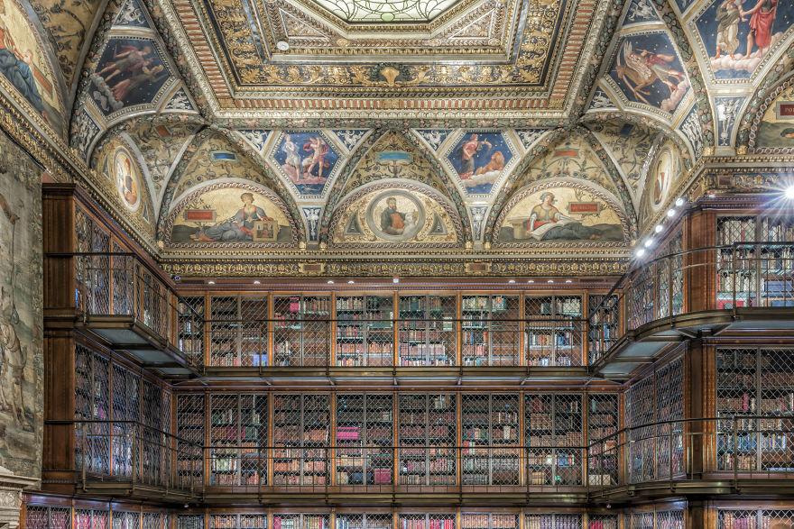 Morgan Library & Museum, New York, NY