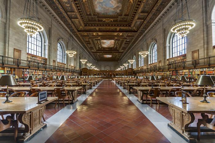 NY Public Library, New York, NY