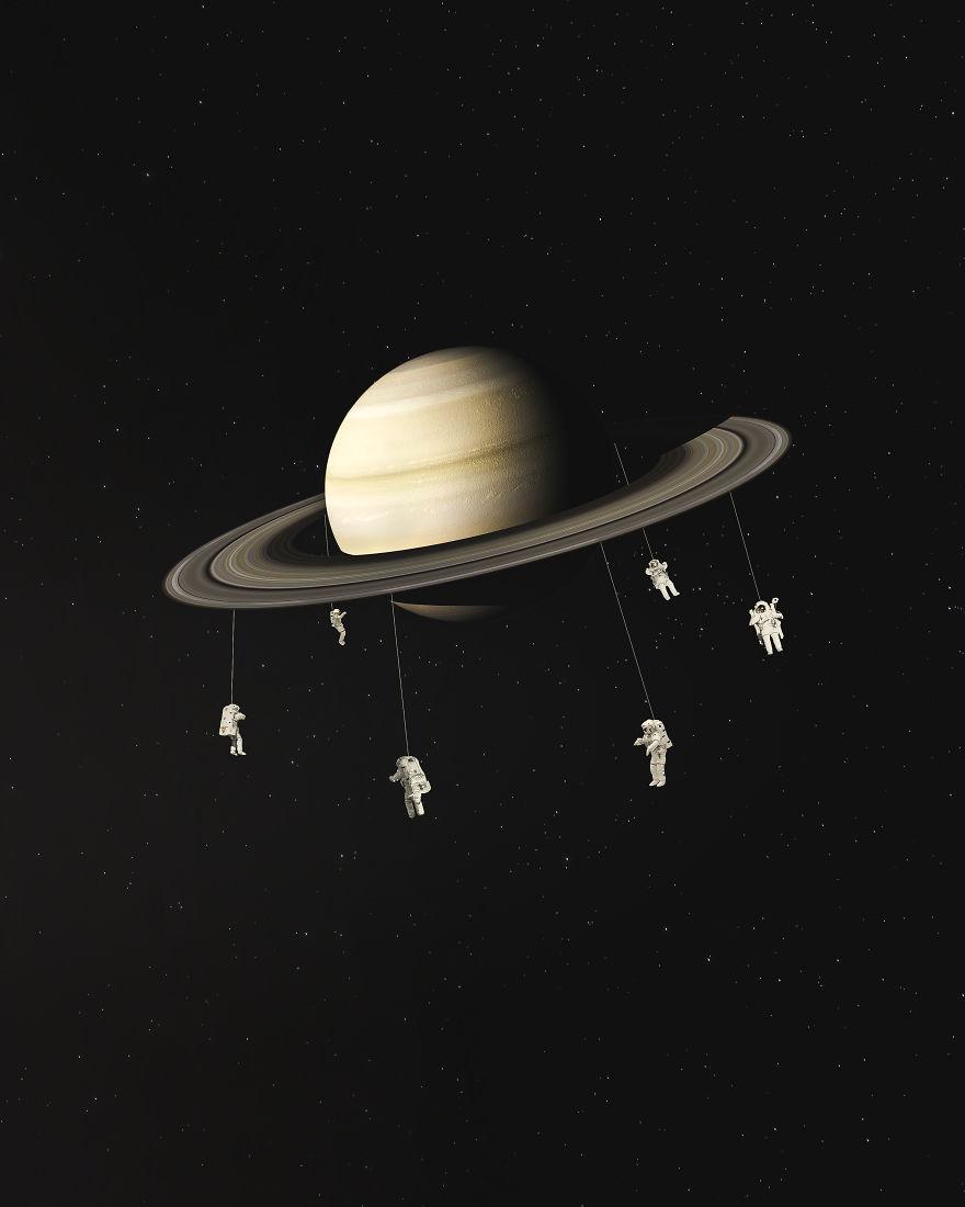 Space Carousel Ii