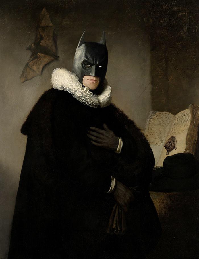 Grandpa Batman