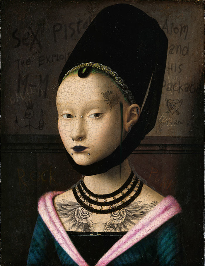 Renaissance Goth