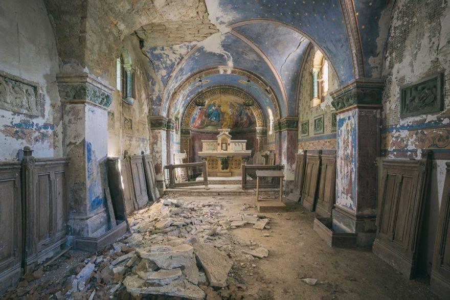 Golden Chapel, France