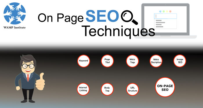 What Is On Page Seo Techniques