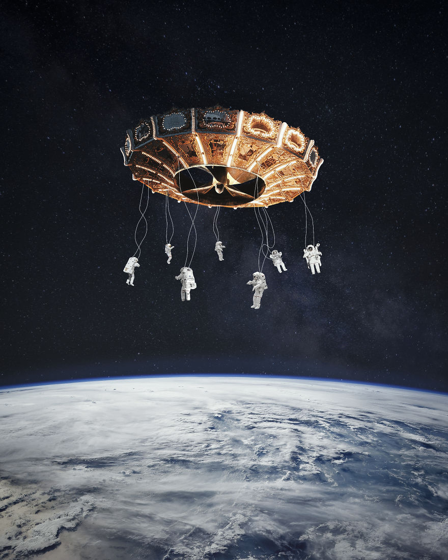Space Carousel