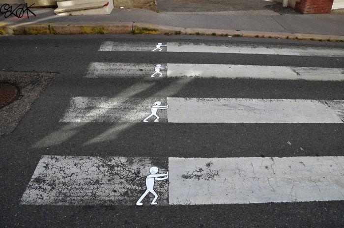 Oakoak Street Art