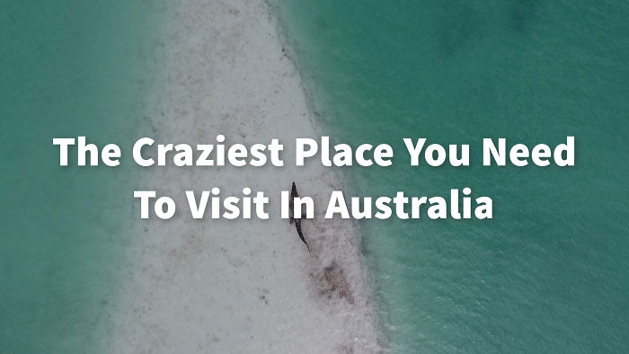 The Craziest Place You Need To Visit In Australia