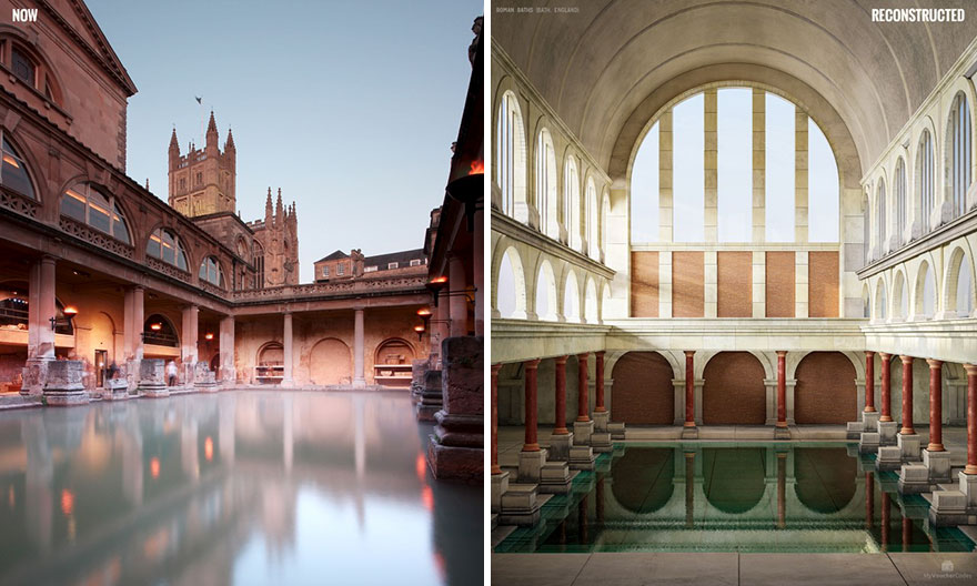 Roman Baths (Bath, England)
