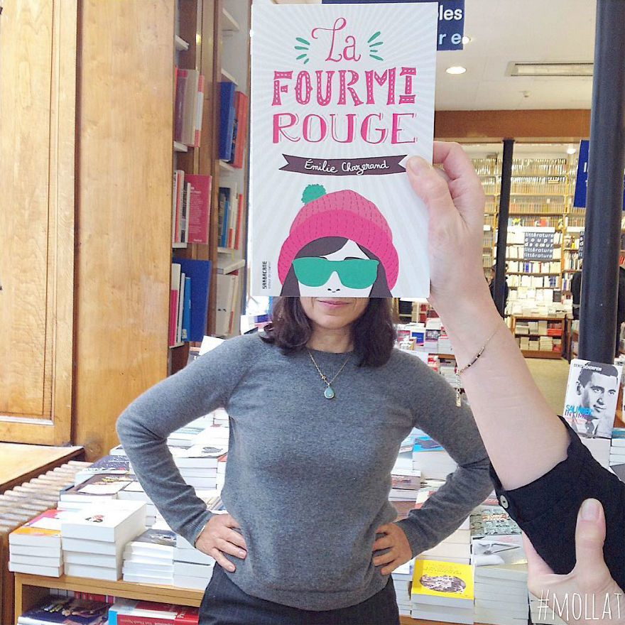 Attention Instagram Followers: What Happens When Bookstore Employees Get Bored (Part 2