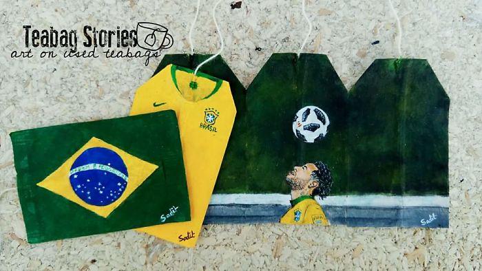 Neymar's Brasil