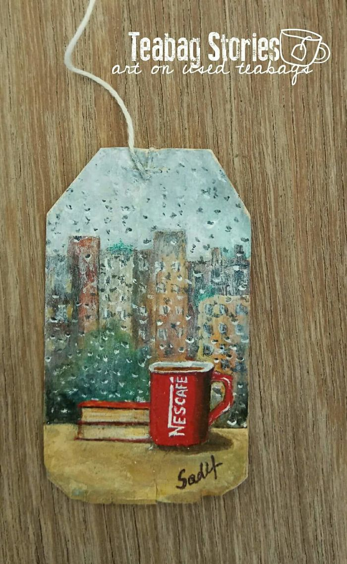 Rainy Tea