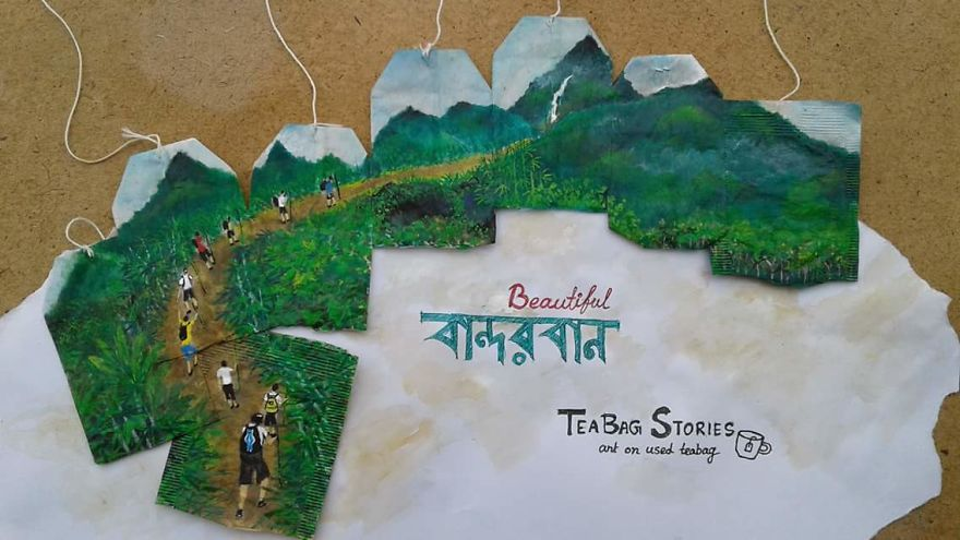 Beautiful Bandarban