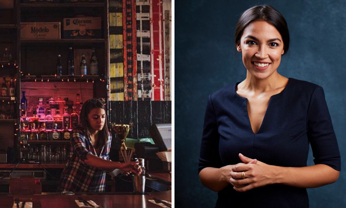This Woman May Become The Youngest Congresswoman Ever, And Just A Year Ago She Worked As A Bartender On 18-Hour-Shifts