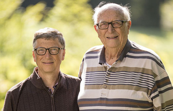 Bill Gates Shares The Most Heartwarming Post About His Dad On Father's Day, And His Story Will Make You Cry