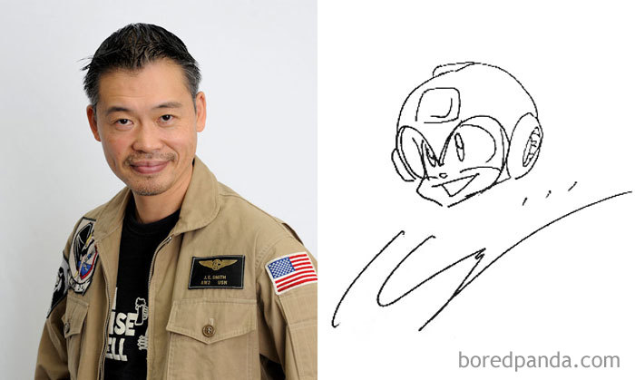 Keiji Inafune - Japanese Video Game Producer, Illustrator And Businessman, The Co-Creator Of Megaman