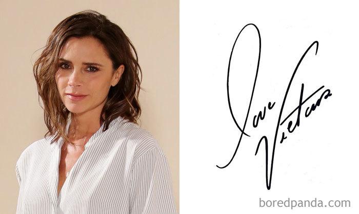 Victoria Beckham - English Businesswoman, Fashion Designer, Model, And Singer