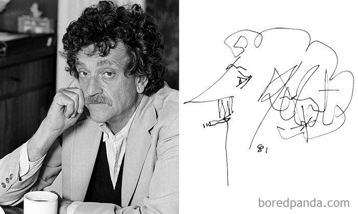 Kurt Vonnegut - American Novelist, Satirist