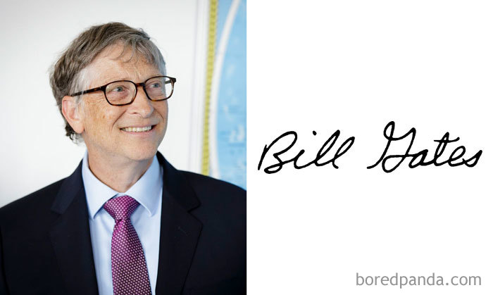 Bill Gates - Founder Of Microsoft Corporation