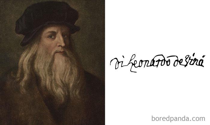 Leonardo Da Vinci - Italian Painter, Sculptor, Architect, Engineer And Inventor