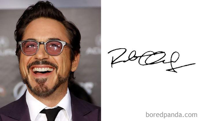 Robert Downey Jr - American Actor