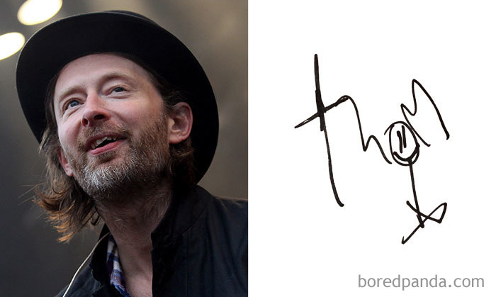 Thom Yorke - English Musician And Composer, And The Singer And Principal Songwriter Of The Alternative Rock Band Radiohead