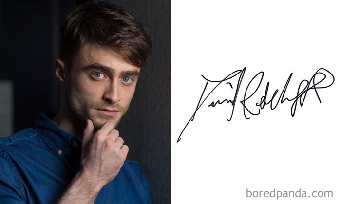 Daniel Radcliffe - English Actor Best Known For His Role As Harry Potter In The Film Series Of The Same Name