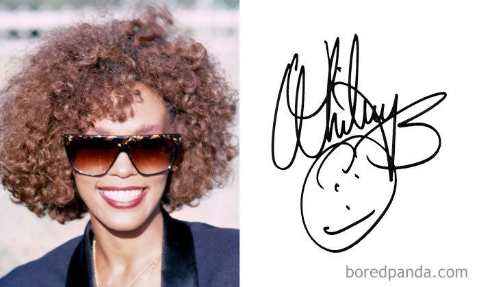 Whitney Houston - American Singer, Actress, Producer, And Model