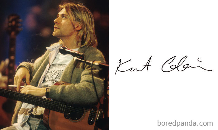 Kurt Cobain - American Singer, Songwriter, And Musician Who Was The Lead Singer Of The Grunge Band Nirvana