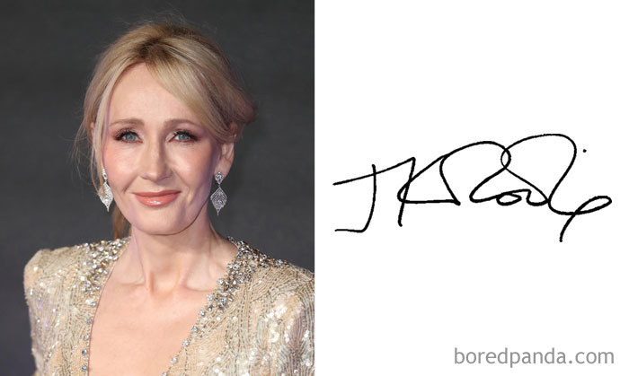 J. K. Rowling - British Writer Best Known For The Harry Potter Fantasy Series