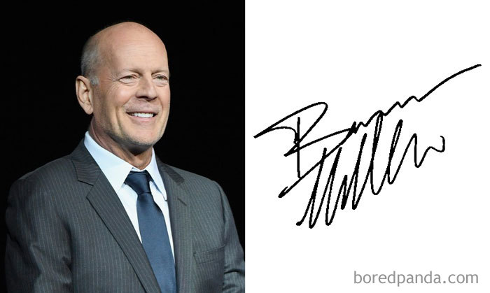 Bruce Willis - American Actor, Producer, And Singer
