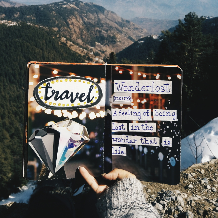 I Took My Art Journal On Vacation With Me
