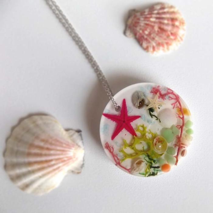 I Create Jewelry From The Underwater World