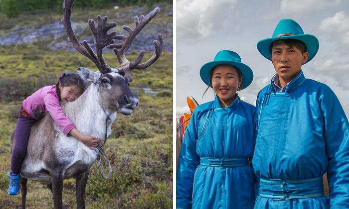 I Photographed Indigenous Marriage Of Tsaatan Tribe In Mongolian Wild Taiga