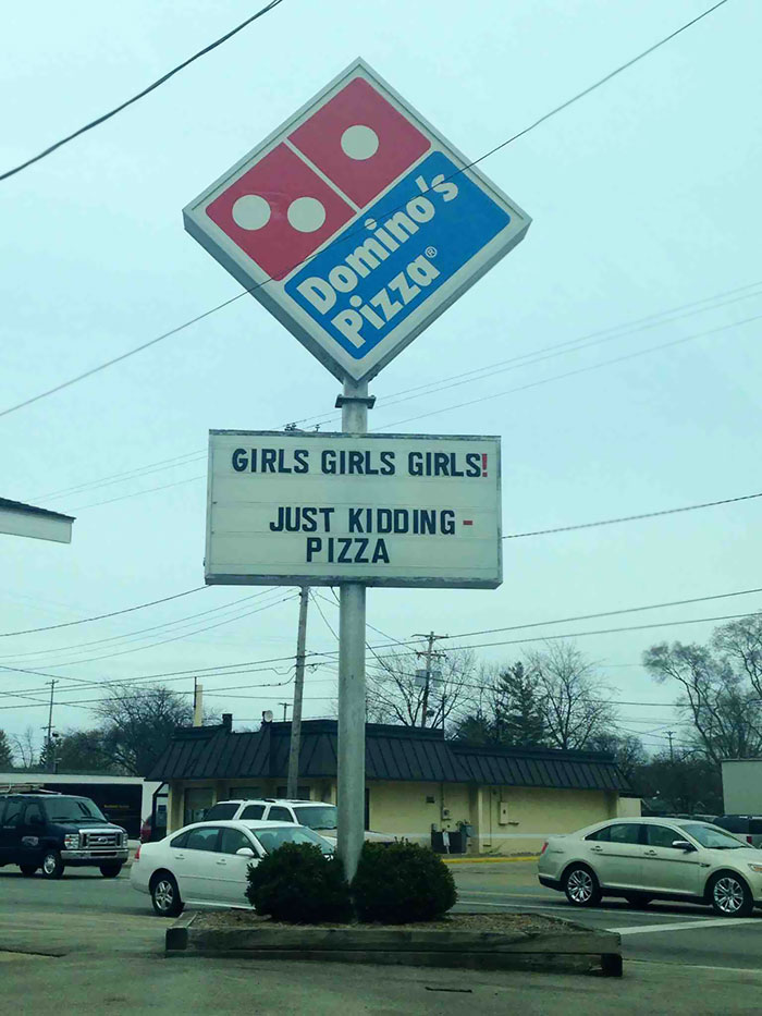 Well Played, Domino's Pizza