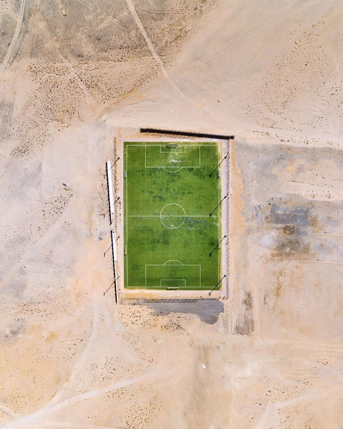 The Most Popular Game In The World Is Played Everywhere (Dubai, United Arab Emirates)