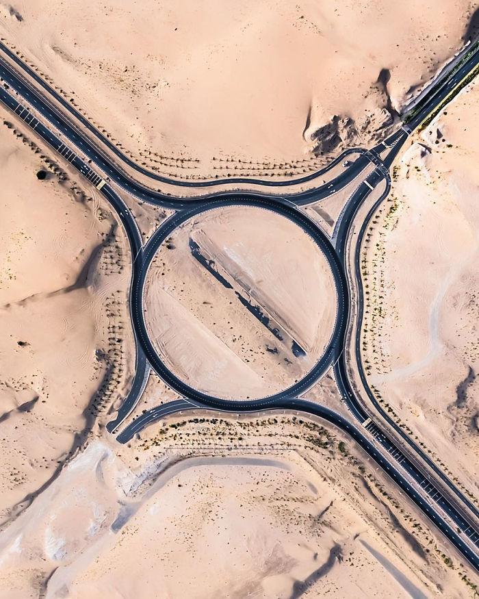 Desert Roundabout (United Arab Emirates)