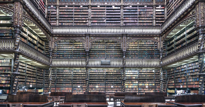 I Photograph Beautiful Libraries From Around The World