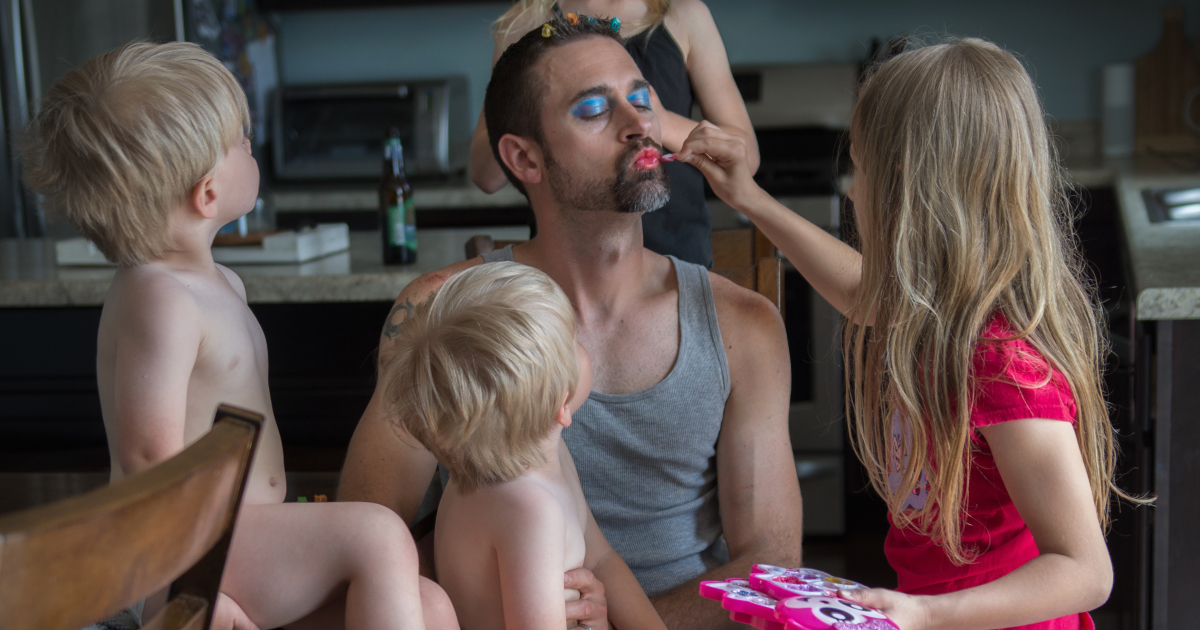 I Photographed Different Types Of Dads