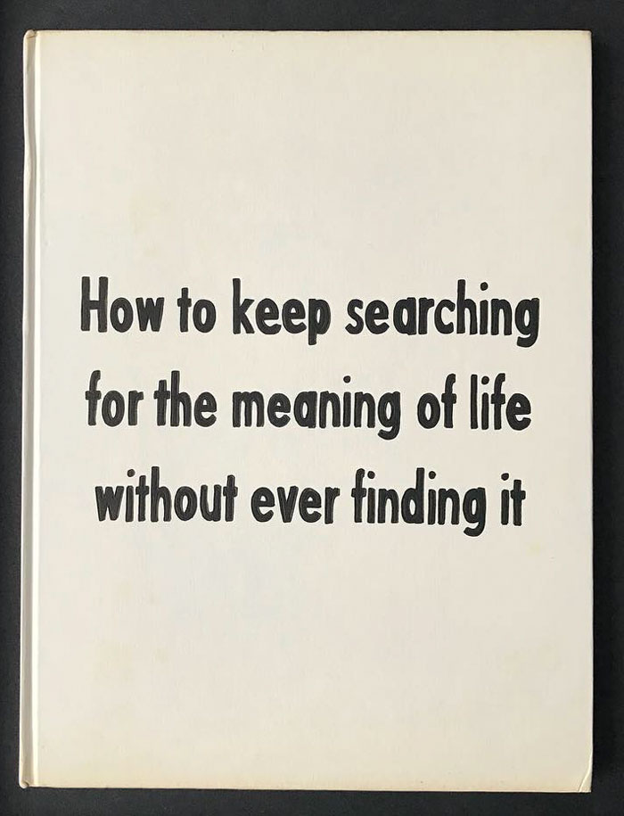 Fictional Self-Help Books