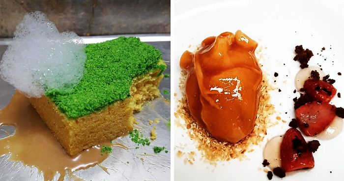 34 Times People Got Seriously Confused By This Chef Illusionist's Desserts