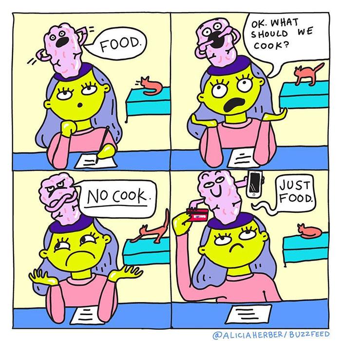 Comics Alicia Herber