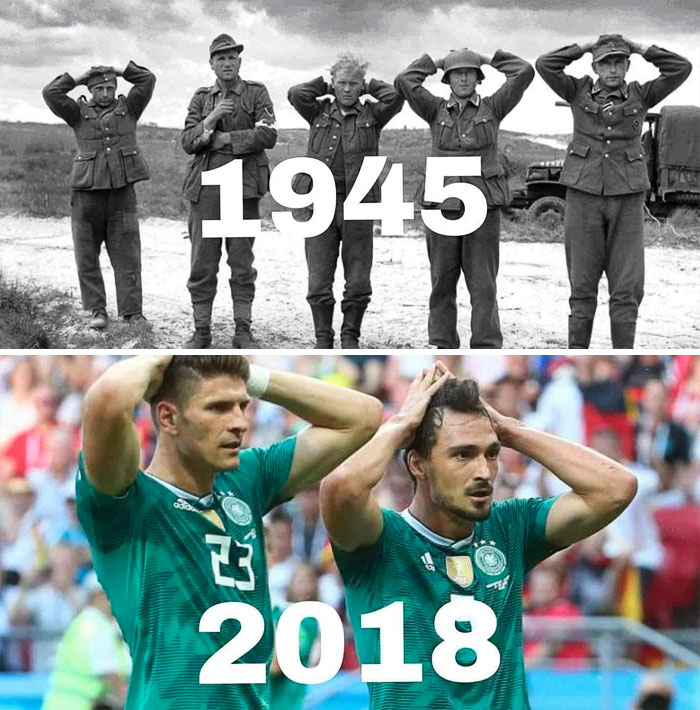 20+ Hilarious World Cup 2018 Memes That Will Make You Laugh. Or Cry If You're German