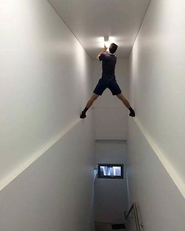 No Ladder Needed
